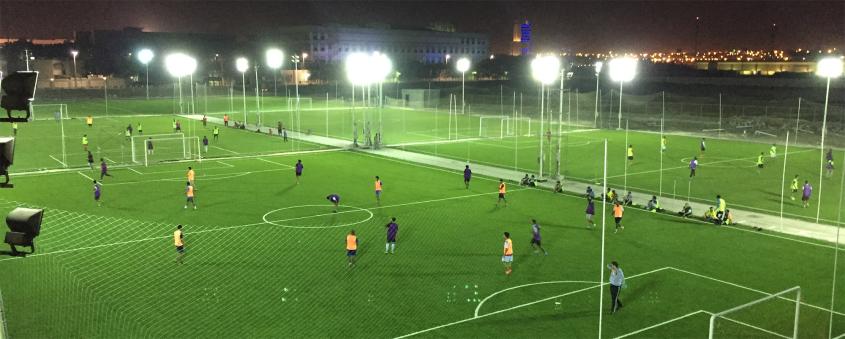 טורניר כדורגל 7X7לקהילות סטודנטים צפון